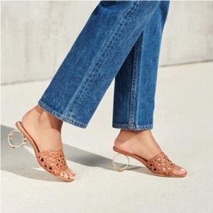 BRETTE loeffler Randall heels fits 8.5-9